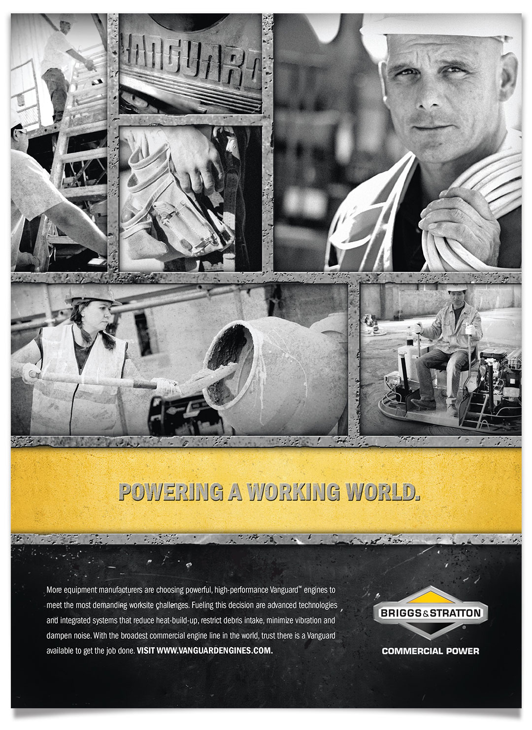Briggs & Stratton Commercial Power: Vanguard | Swanson Russell