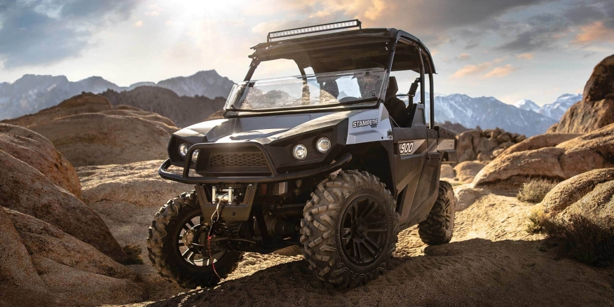 Swanson Russell Bad Boy Off Road What Would Happen